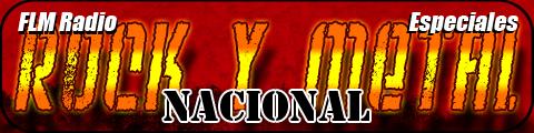 Especial Rock y Metal Nacional - FLM Radio, Especial - banner