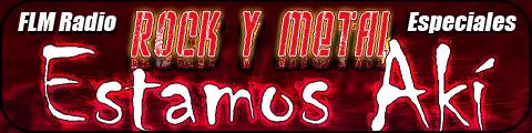 Especial: Rock y Metal, Estamos Aki - FLM Radio, Especial - banner