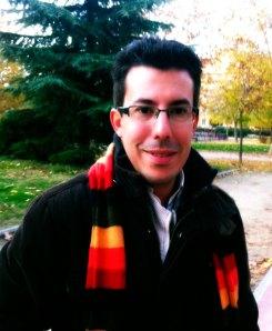 Comunicacion y discapacidad: Jaime Mulas, periodista de Servimedia