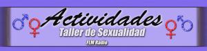 Taller de sexualidad - FLM Radio - Banner