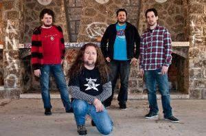 Componentes del grupo musical 'Desastre'