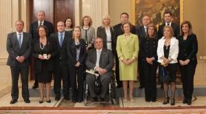 Premios discapacidad Reina Sofía 2012