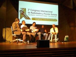 congreso internacional de radioteatro y ficcion sonora