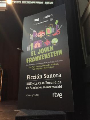 El Joven Frankestein RNE3
