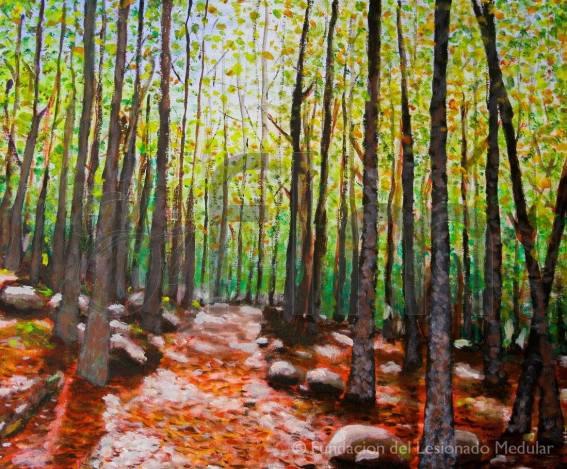 Pintura de Manuel Cañizares - Óleo sobre lienzo 46x38cm