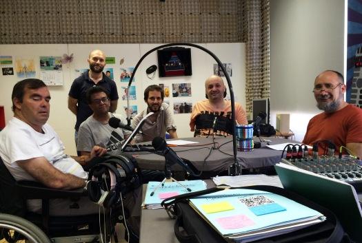 FLM Radio - Entrevista a Higinio Serrano y José Villalba