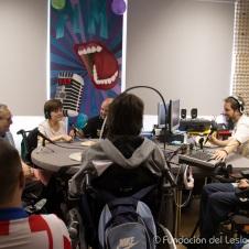 Inauguración FLM Radio en directo - Maratón 2016