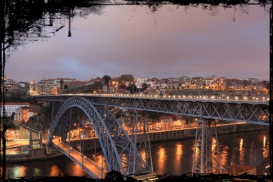 Puente Luis I - Oporto