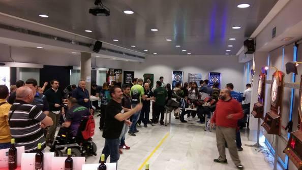 VIII Torneo Inclusivo de Dardos FLM