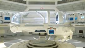 capsula futurista