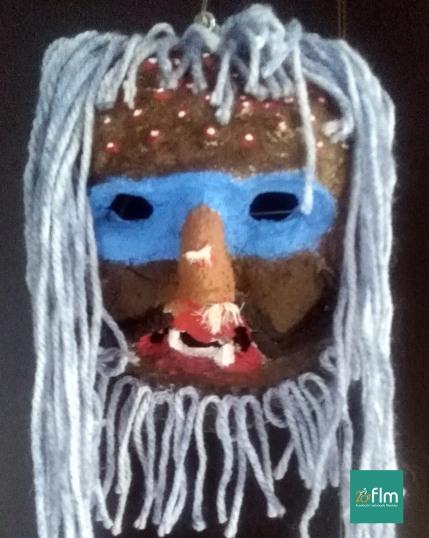 máscara carnaval fundacion lesionado medular