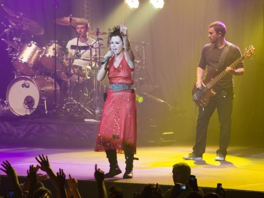 the cranberries concierto dolores oriordan