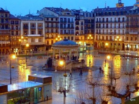 Pamplona Plaza Viaje