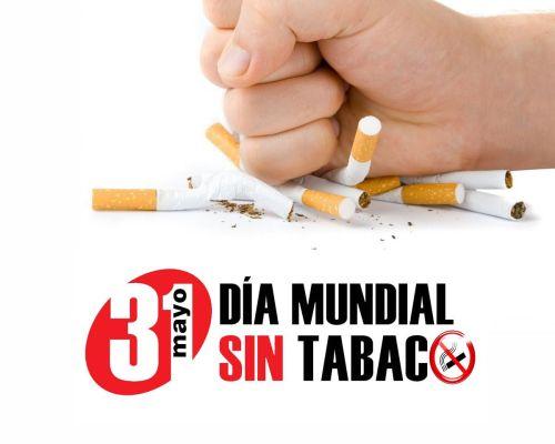 tabaco día mundial salud