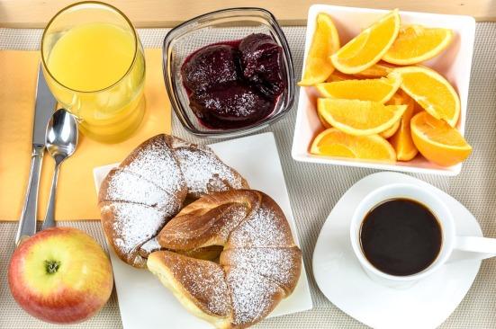 breakfast desayuno