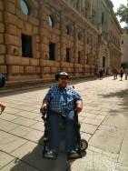 Mariano en Granada